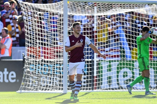 What can the Colorado Rapids do to score more goals in 2017?