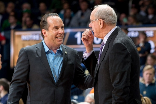 Syracuse vs. Notre Dame basketball preview: Q&A with One Foot Down