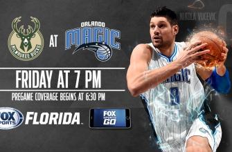 Milwaukee Bucks at Orlando Magic game preview