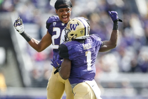 Friday Dots: Huskies likely to be well represented in NFL draft