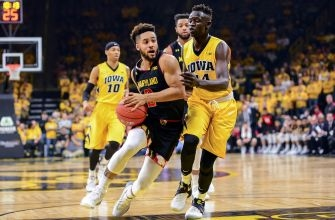 Game Awards: Iowa Basketball Comeback Falls Short In Loss To Maryland
