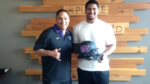 With just 12 days until signing day, seven recruits to visit UW Huskies this weekend