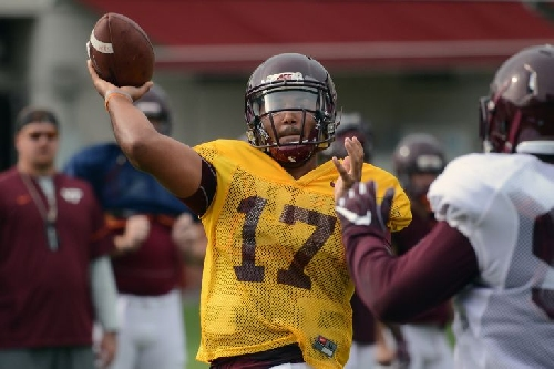 Hokies mailbag: QB backgrounds, recruiting numbers and an Aussie punter