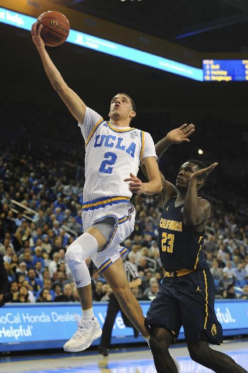 UCLA's Ball, Villanova's Josh Hart lead list of top players The Associated Press