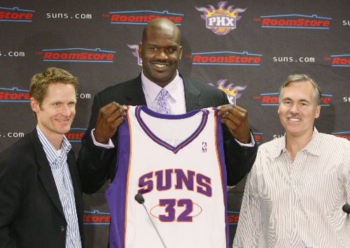 Notable trades in Phoenix Suns history