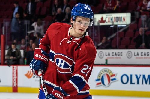 Mikhail Sergachev ranked highly among ESPN's Top 50 NHL prospects