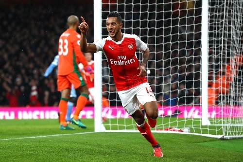 11 Years of Walcott: Theo's best moments for Arsenal