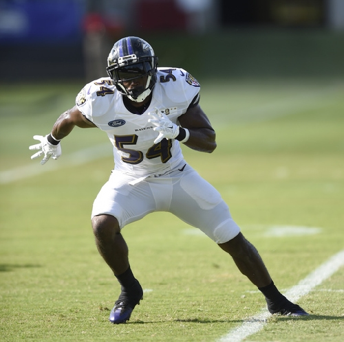 Ravens linebacker Orr retires at 24 with spinal injury The Associated Press