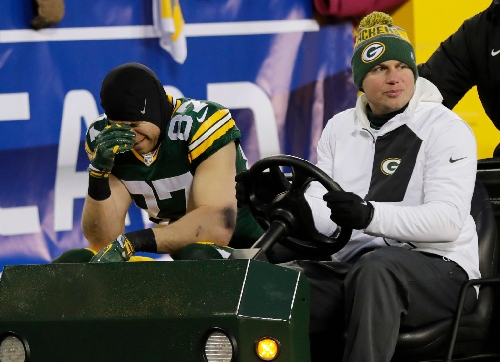 Mike McCarthy says status of Packers WRs to be game-time decision