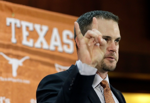 Tom Herman defends hiring of former Baylor staffer, says he was 'vetted very rigorously'
