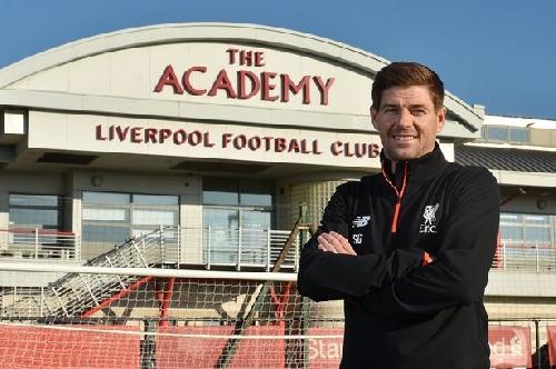 Steven Gerrard seals dream Liverpool return in coaching role