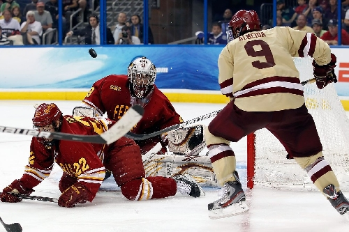 PREVIEW: Boston College Hockey vs. UMass