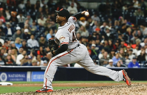 Santiago Casilla returns to Athletics on a two-year contract The Associated Press