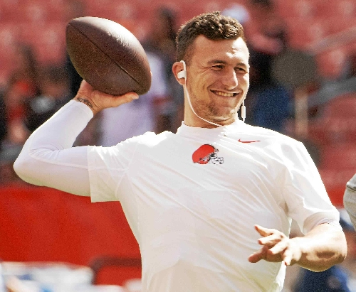 Spring League invites Johnny Manziel, Ray Rice, adds former NFL players
