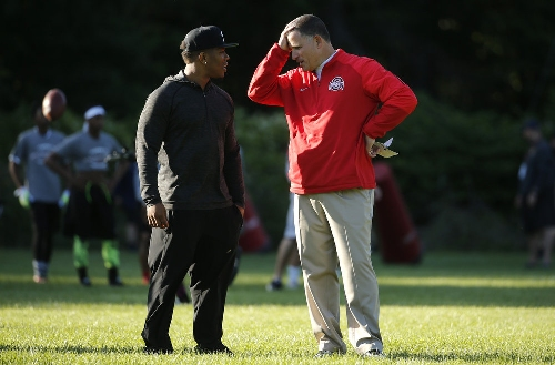 Ray Rice gets pro football league invite ... but not from the NFL