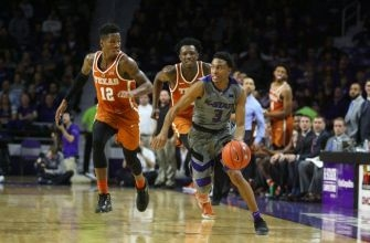 Kansas State Near Top of Big 12 as Mountaineers Arrive
