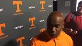 New Tennessee defensive backs coach Charlton Warren