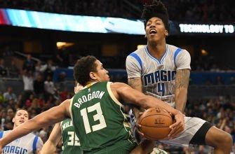 Magic Wands: Orlando Magic vs. Milwaukee Bucks