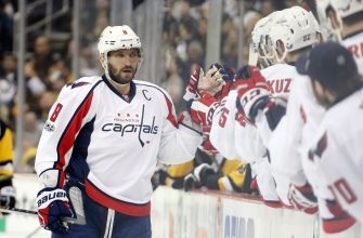 Alex Ovechkin Passes NHL Legend on All-Time Points List