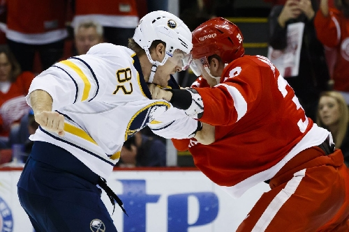 Sabres vs. Red Wings Game Thread