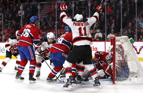 New Jersey Devils vs. Montreal Canadiens: LIVE score updates and chat (1/20/17)