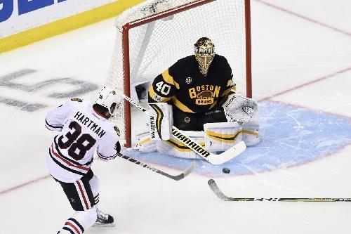 Blackhawks vs. Bruins game thread: Part 3