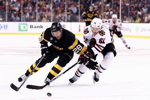 Bruins vs Blackhawks 1/20/17: Rank 'Em!