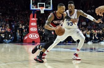 Another Blazers Game, Another Disappointing Loss in Philadelphia