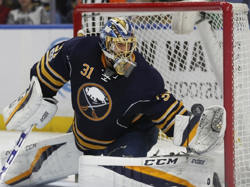 Okposo gives Sabres 3-2 OT win against Red Wings The Associated Press