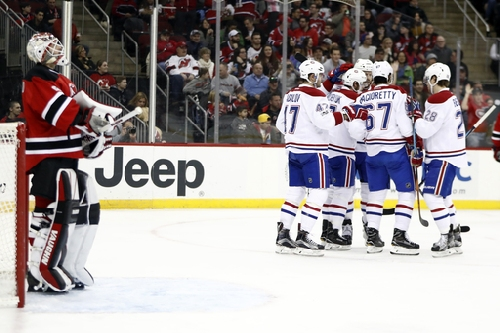 Power-play goals by Weber, Pacioretty lift Habs over Devils The Associated Press