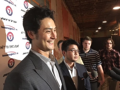 Darvish wants to prove himself in final year of Texas deal The Associated Press