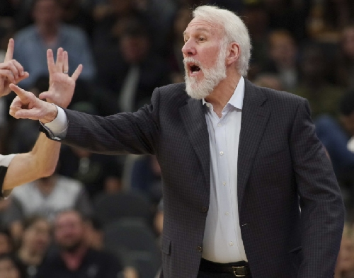 LaBron James admires Spurs ability to adapt under coach Greg Popovich