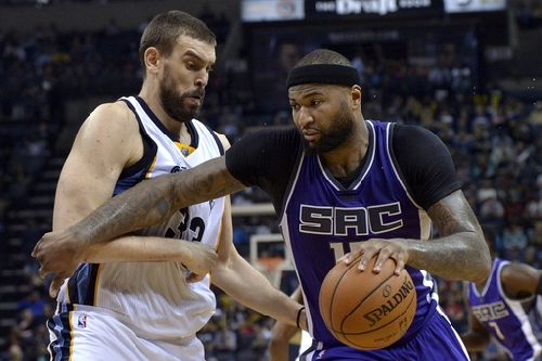 Gasol, Conley lead Grizzlies to easy win over Kings The Associated Press