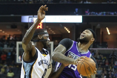 Memphis 107 - Sacramento 91: Kings Hammered in Memphis