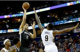 Nets Cruise Past Pelicans Thanks to Reserves, Snap 11-Game Skid