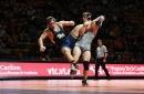 No. 5 Virginia Tech wrestlers throttle No. 23 Pitt, 38-9