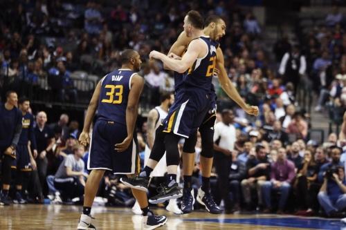 Utah Jazz 112 - Dallas Mavericks 107 (OT): Game Recap