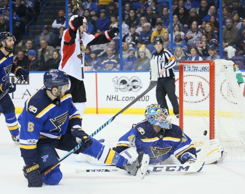 Hochman: Goalie situation is not the Blues' only problem