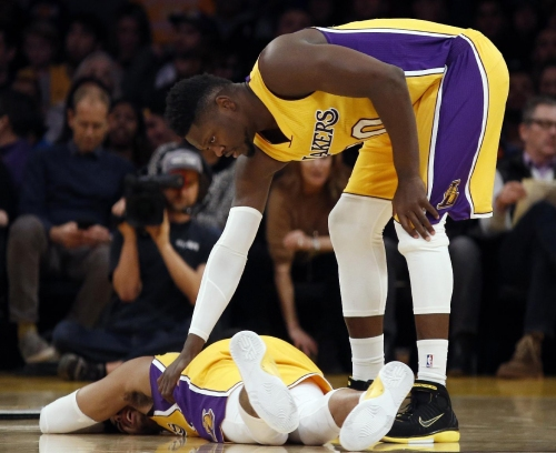 Williams, Young lead Lakers to 108-96 win over Pacers The Associated Press