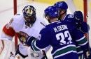 Henrik Sedin earns 1,000th career point as Canucks edge Panthers