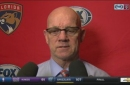 Panthers' Tom Rowe: 'Every little mistake seems to go against us'