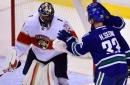 Canucks Come Back Against Panthers on Career Night for Henrik Sedin