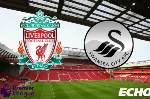 Liverpool vs Swansea City LIVE - Updates from Anfield as the Reds host the Swans