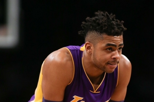 Lakers Injury Update: D'Angelo Russell diagnosed with MCL sprain and calf strain