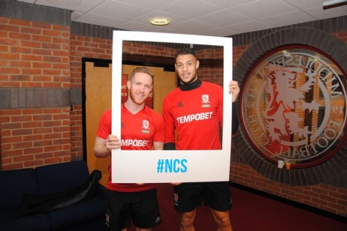 Rudy Gestede among Boro players set to give lucky fans VIP treatment at clash with West Ham