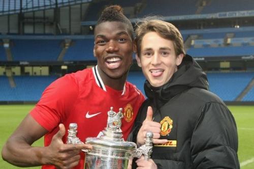 Adnan Januzaj says Paul Pogba wants him back at Manchester United