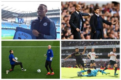 Man City vs Tottenham LIVE score and goal updates