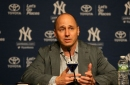 Brian Cashman has been unusually open about possibly trading Brett Gardner