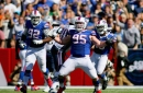 Buffalo Bills Kyle Williams earns 2017 Pro Bowl nod