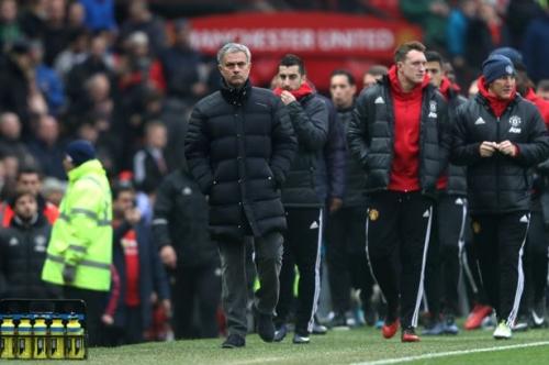 Manchester United line-up vs Stoke City includes Henrikh Mkhitaryan and Zlatan Ibrahimovic